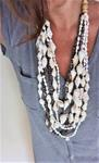 Collar Tahití shells | 712 | Bohemian Barcelona, freespirit, lifestyle.